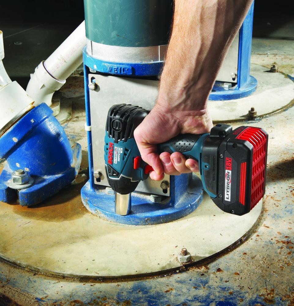 Cordless Impact Wrench Bosch 24618BL