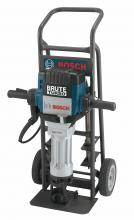 Bosch BH2770VCD - Bosch BH2770VCD Brute� Turbo Breaker Hammer with Deluxe Cart