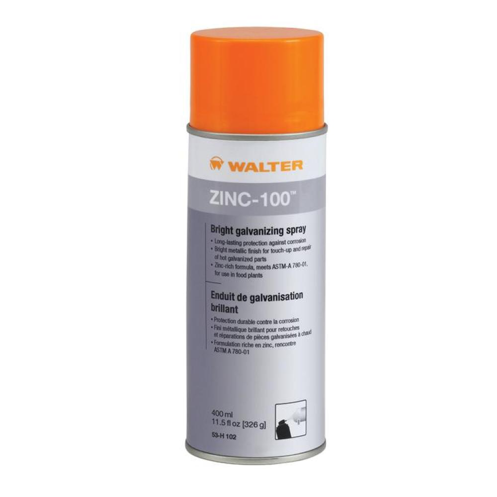 Walter Surface Technologies 53H102 Aerosol 11.5 oz., ZINC-100