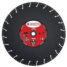 Diamond Products Canada 21511 - A2Z Vacuum Bonded Blade