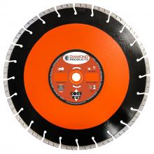 Diamond Products Canada 53741 - Heavy Duty Orange MAXX High Speed Diamond Blade