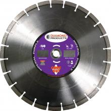 Diamond Products Canada 78976 - Imperial Purple High Speed Diamond Blade