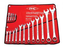 SureWerx 20216 - 16 PC Metric Combination Wrench Set