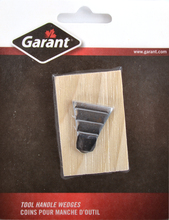 Garant Canada A7006 - Wedges, # 5 steel and wood (card)