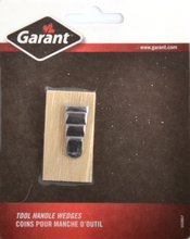 Garant Canada A7008 - Wedges, # 3 steel and wood (card)