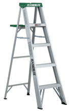 Louisville Ladder Corp 2405 - Featherlite 5-ft Aluminum Stepladder 225 lbs duty rating TII
