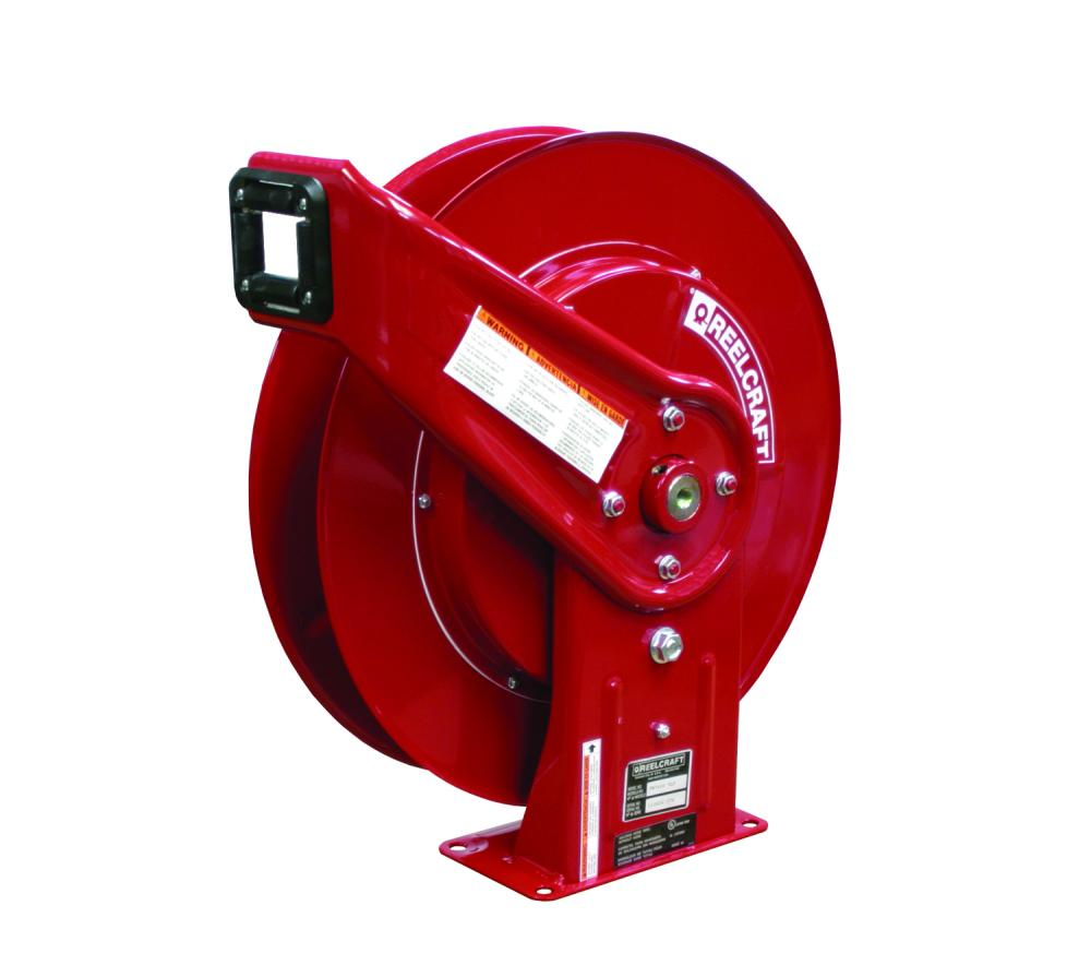 Hose Reel, 1/4 x 60ft