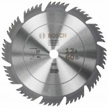 Bosch PRO1280FINB 12 In 80 Tooth Precision Series Circular Saw Blade