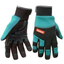 Impacto 50200120050 Anti-Impact Liner Glove Blue