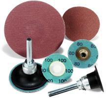 United Abrasives SAIT 77675 2 Thick Non-Woven Sait-Lok Sand-Light Discs Very Fine Grade 50 pack